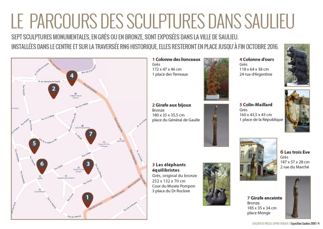 PARCOURS EXPO SOPHIE VERGER DANS SAULIEU.10
