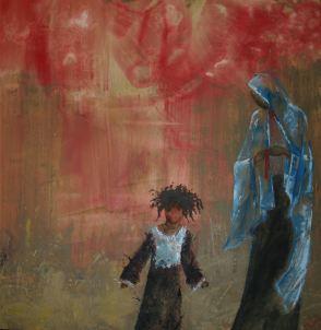 christine-bourcey-petite-rebelle-huile-sur-toile-180-x-180-cm