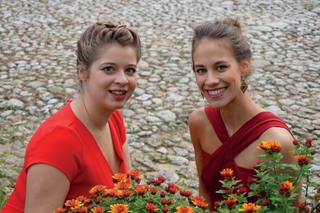 Duo Marie Perbost & Josephine Ambroselli Brault